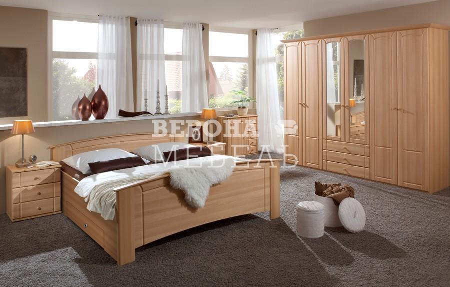 Модерн 2 спальный гарнитур - мебель верона.