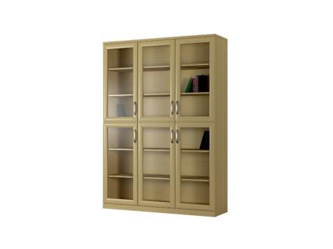 Шкаф трехстворчатый книжный-9 от 9600 руб. с бесплатной дост.